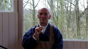 Dhr. Roland Rech, monnik en zenleraar in de Sôtô Zen – traditie Deshimaru